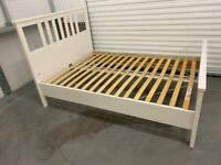 IKEA HEMNES DOUBLE BED FRAME. Free delivery!!!