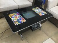 Retro Arcade 2 player table game,150 games great for B+B/Student Let to stand out,Can Deliver