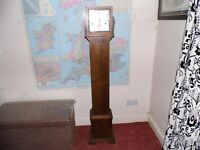 grand mother clock working order