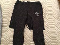 Assorted men's sweat pants..Nike,Vanquish and Rascalx2