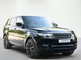Land Rover Range Rover Sport SDV6 HSE DYNAMIC (black) 2015-09-04