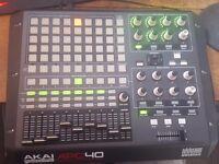 Akai APC40 MK1 Midi Controller