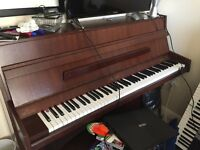 Small piano , reasonable condition, suit learner