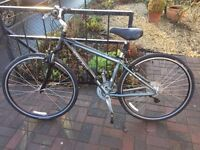"""TREK 7200 15"""" 38cm Bought in 2008 but only used a few times."""