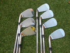 snake eyes golf irons set