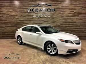 2013 Acura TL CUIR GPS Technology Package