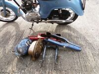 HONDA C90 spares ENGINE WHEELS AVAILABLE