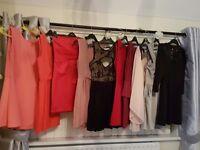Bundle of dresses for sale size 10.