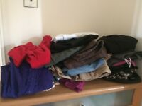 Big bundle of clothes over 40 items