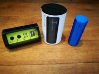 UE BOOM 2 portable Bluetooth speaker as new
