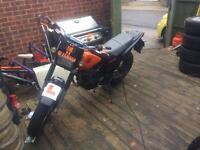 Yamaha TW 125cc £900