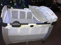 Bed for newborn baby