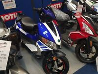 MOTORINI GP125 Brand new scooter, learner legal commuter. Finance options available £1199