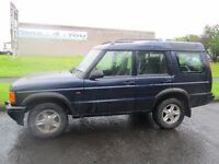 2002 landrover discovery one of the cleanest in the country never had a towbar fitted belfast derry