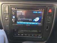 Alpine car screen
