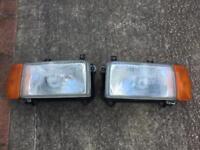 VV Transporter T4 headlights