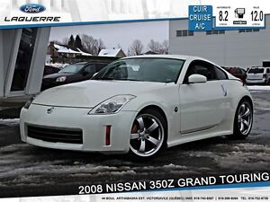 2008 Nissan 350Z **GRAND TOURING*CUIR*CRUISE*A/C**