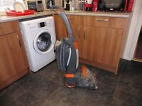 Vax rapide ultra carpet washer used only once very good condition