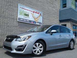 2015 Subaru Impreza 2.0i*60$/SEM*BLUETOOTH*CAMERA*USB*AWD