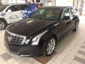 2014 Cadillac ATS CUIR TOIT OUVRANT TRÈS PROPRE