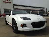 2014 Mazda MX-5 GS, Power Hard Top, Low Kms