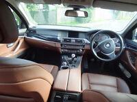 BMW 520D SE BLACK 2011 NEW SHAPE LUXURY CAR LIKE M SPORT 320 730 AUDI A4 A6 A8 VW PASSAT CC JETTA