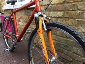Klein Mountain bike with XT groupset