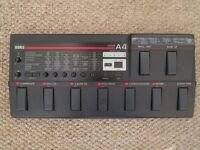 Korg A4 Guitar Effects Processor For Sale