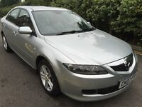 07 MAZDA 6 KATANO 2 LITRE PETROL 6 SPEED 2 MAZDA KEYS VERY LOW MILES 63363 CAR IN GREAT CONDITION