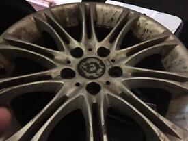 BMW mv2 alloy wheels 2 of