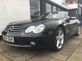 Mercedes-Benz SL Class 5.0 SL500 2dr ONLY 44734 GENUINE MILES