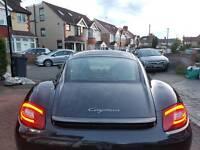 Porsche cayman 2008 2.7 upgraded lights costing £1000.00