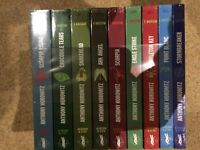 Alex Rider 9 Book Pack Collection