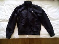 AUTHENTIC POLO GOLF RALPH LAUREN MENS COAT JACKET BOMBER SMALL RRP £175 LEICESTER