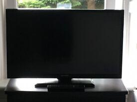 Sharp 32 inch Flat Screen TV (Model LC-32LD145K)