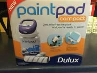 Dulux compact paint pod