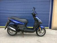 2015 SYM SIMPLY 50cc MOPED , 12 MONTHS MOT