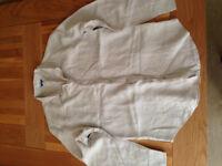 GAP Men's Stone Linen Shirt (XL) (never worn) JUST REDUCED