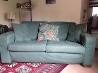 Green MultiYork sofa for sale