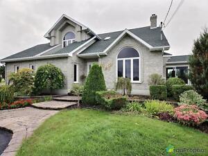 399 000$ - Maison à deux paliers à vendre à St-Pie