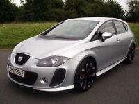 09 SEAT LEON 1.9 TDI 105BHP *FULL BTCC KIT* LIKE GOLF ASTRA CIVIC A3 PASSAT A4 ALTEA FOCUS FR