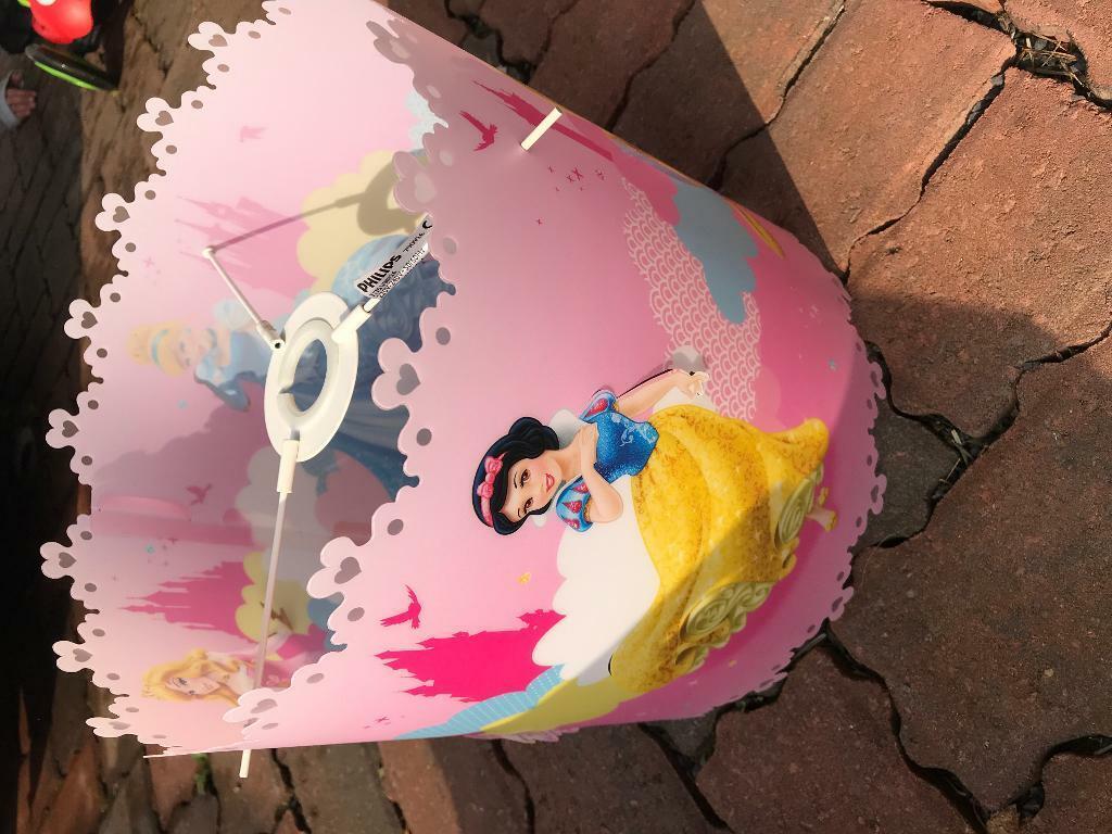 Girls Disney Princess Lampshade In Bournemouth Dorset Gumtree