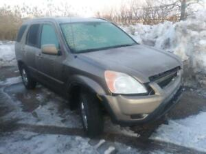 2002 Honda CR-V just in for parts @ PICnSAVE Woodstock ws4458