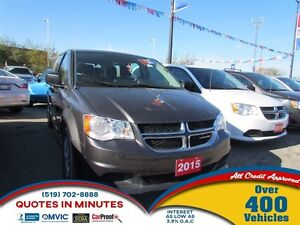 2015 Dodge Grand Caravan CVP | ONE OWNER