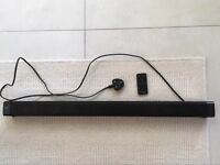 Sound Bar with remot in as new condition£30,,,I can Deliver,,,
