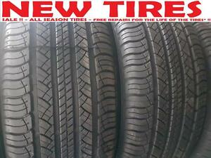 235/55 R 17 SALE !! $99  - NEW TIRES - ALL SEASON TIRES   -  Free Flat Repair*!!! - SALE !!