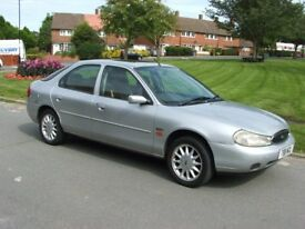 FORD MONDEO GHIA X AUTOMATIC