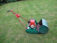 Petrol Lawnmower - Qualcast 43