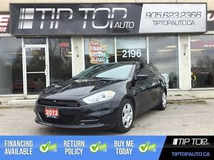 2013 Dodge Dart SE ** Manual, Low KMs, Great Price **