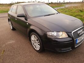 Audi A3 2.0 TDI Special Edition Sportback, Full Service History, Remapped !